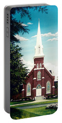 Methodist Church Portable Battery Charger