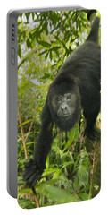 Mexican Black Howler Monkey Belize Portable Battery Charger