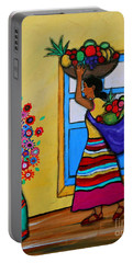 Mexican Street Vendor Portable Battery Charger