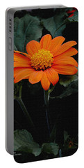 Mexican Sunflower Portable Battery Charger
