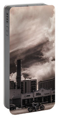 Miami Beach Sky Portable Battery Charger