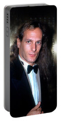 Michael Bolton 1990 Portable Battery Charger by Ed Weidman