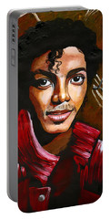 Michael Jackson Portable Battery Charger