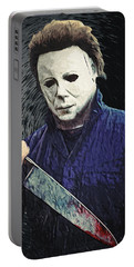 Michael Myers  Portable Battery Charger