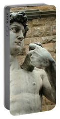 Michelangelo's David 1 Portable Battery Charger