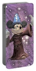 Mickey And The Stars Portable Battery Charger