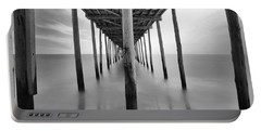 Midday Under The Pier Portable Battery Charger