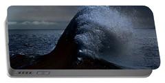 Midnight Swim Portable Battery Charger by Joe Schofield