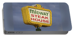 Midway Seaside Heights Boardwalk Nj Portable Battery Charger
