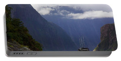 Milford Sound Portable Battery Charger by Stuart Litoff