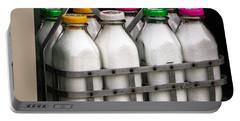 Milk Bottles Portable Battery Charger