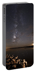 Milky Way And Moon Reflecting Portable Battery Charger