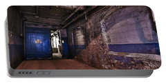 Portable Battery Charger featuring the photograph Mill Hall by Alana Ranney