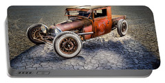 Millers Chop Shop 1929 Model A Truck Portable Battery Charger
