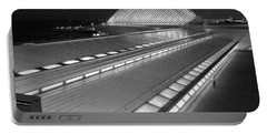 Milwaukee Art Museum  Portable Battery Charger by Susan  McMenamin
