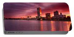 Milwaukee Sunset Portable Battery Charger