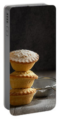 Mince Pie Stack Portable Battery Charger