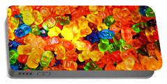 Mini Gummy Bears Portable Battery Charger