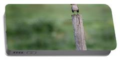Minimalism Mockingbird Portable Battery Charger