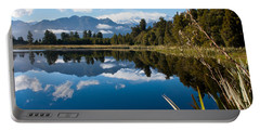 Mirror Landscapes Portable Battery Charger