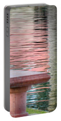 Portable Battery Charger featuring the photograph Mirror To The Soul by Deb Halloran