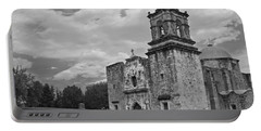 Mission San Jose Bw Portable Battery Charger