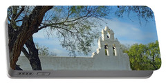 Mission San Juan Portable Battery Charger