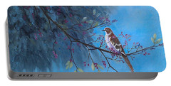 Mockingbird Happiness Portable Battery Charger