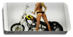 Models And Motorcycles_j Portable Battery Charger