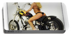 Models And Motorcycles_k Portable Battery Charger