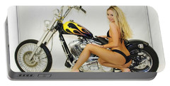 Models And Motorcycles_l Portable Battery Charger