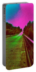 Portable Battery Charger featuring the photograph Moffit Bridge And Maple Ridge Rd. by Daniel Thompson