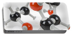 Molecule Model Portable Battery Charger