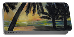 Mombasa Sunrise  Portable Battery Charger