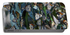 Monarch Butterflies Natural Bridges Portable Battery Charger