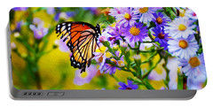 Monarch Butterfly 4 Portable Battery Charger