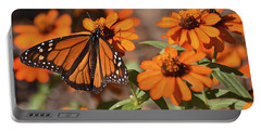 Portable Battery Charger featuring the photograph Bold And Beautiful by Carol  Bradley