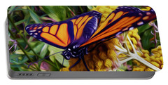 Monarch On Yarrow Portable Battery Charger