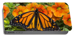 Monarch Resting Portable Battery Charger