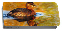 Monet Grebe Portable Battery Charger