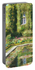 Monet Hommage 1 Portable Battery Charger