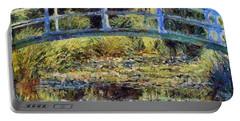 Monet's Bridge Portable Battery Charger