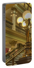 Montana State Capitol Portable Battery Charger