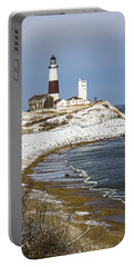 Montauk Snow Portable Battery Charger