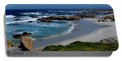 Portable Battery Charger featuring the photograph Monterey-1 by Dean Ferreira