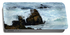 Portable Battery Charger featuring the photograph Monterey-2 by Dean Ferreira