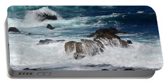 Monterey-6 Portable Battery Charger by Dean Ferreira