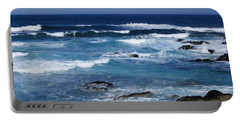 Portable Battery Charger featuring the photograph Monterey-9 by Dean Ferreira