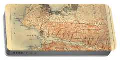Monterey And Carmel Valley  Monterey Peninsula California  1912 Portable Battery Charger