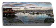 Monterey Marina California Portable Battery Charger